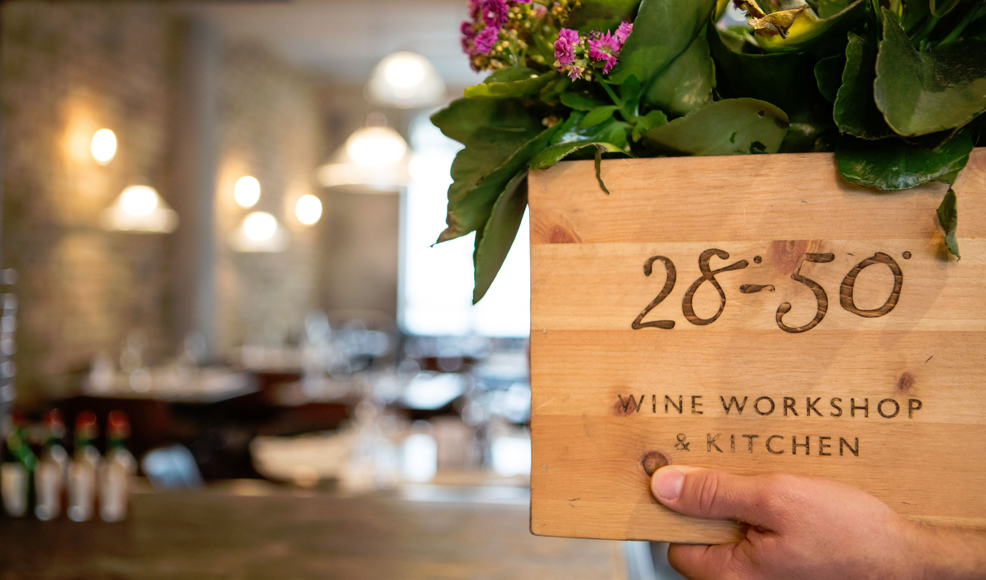 Sign up to our newsletter for the latest offers, events and menus