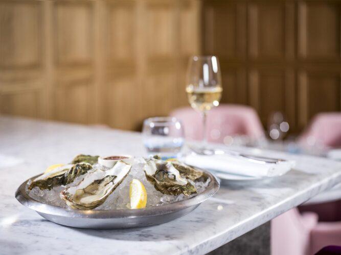 28-50 oyster platter